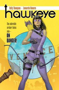 Hawkeye #1