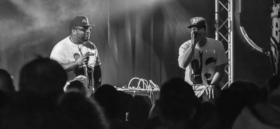 MC Lars, MegaRan & Big O at Great Scott, 3/1