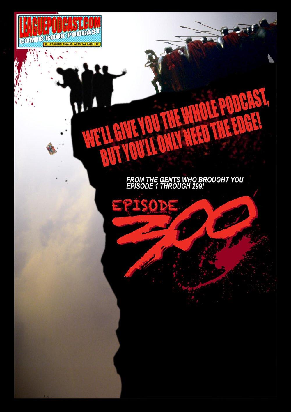 League 300 poster