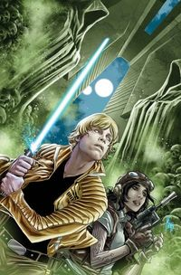 Star Wars: Screaming Citadel #1