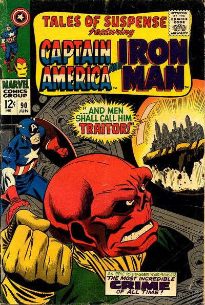 Tales of Suspense 90