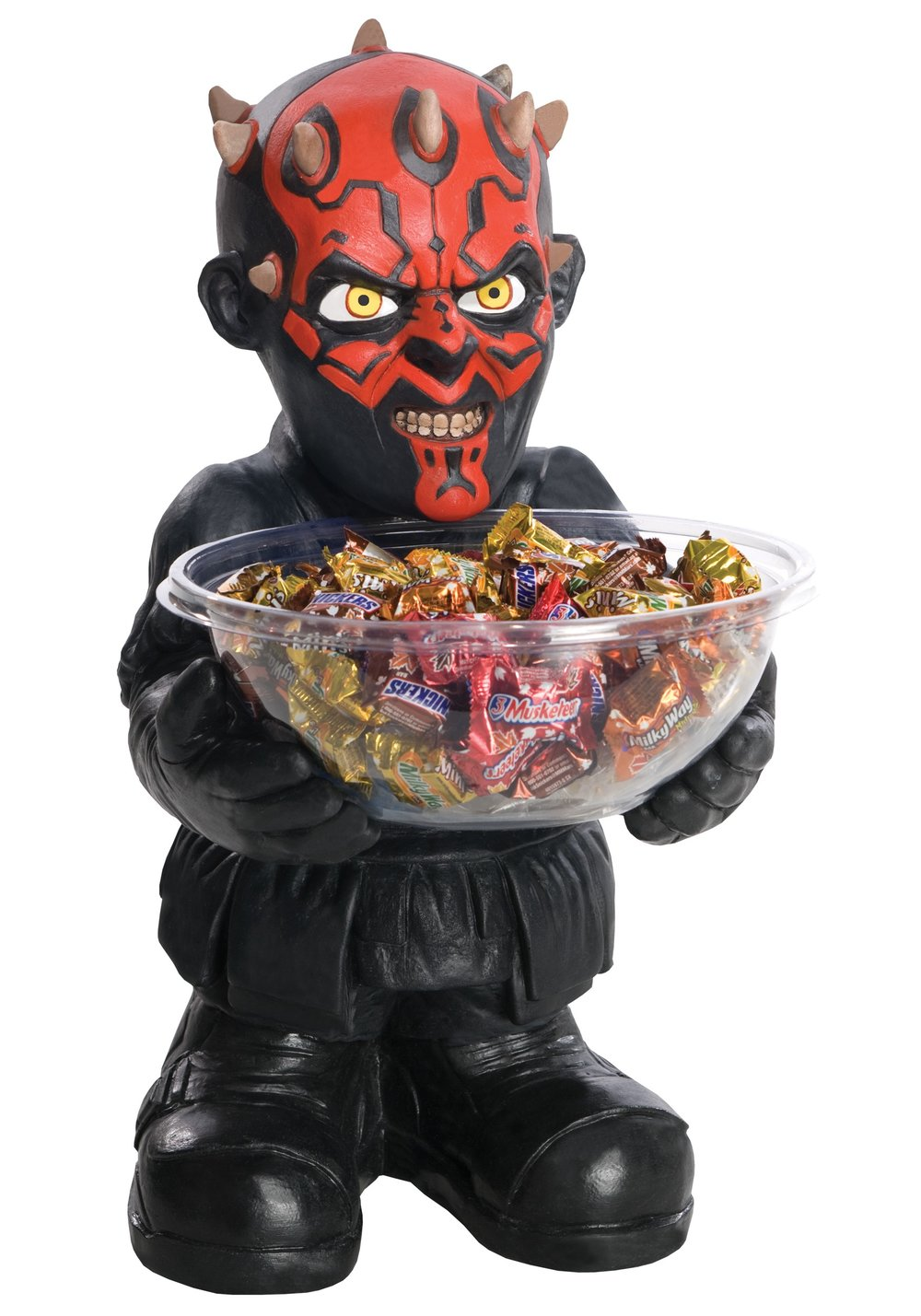 Sith lords are very passionate about their candy!