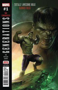 - Generations: Hulk #1