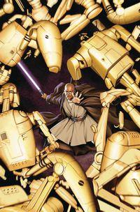 - Star Wars: Jedi Republic Mace Windu #1