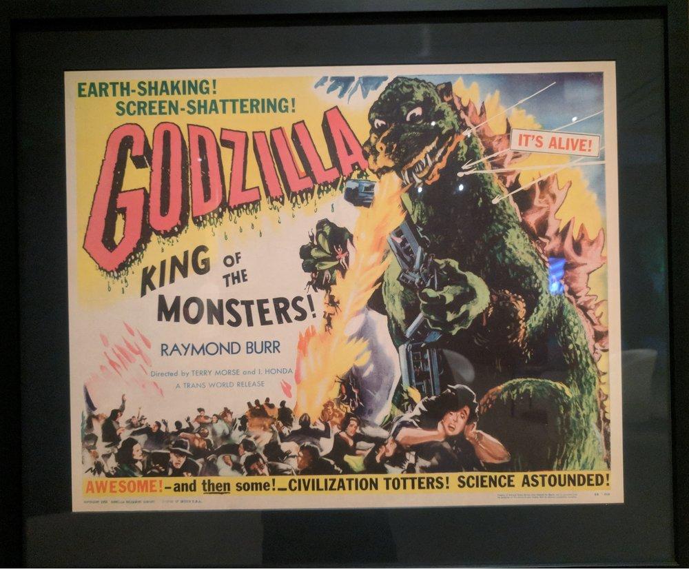 Godzilla #pemhorror