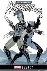 - All-New Wolverine #25