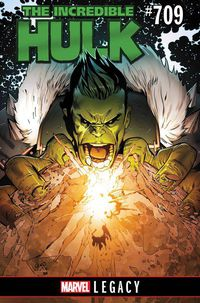 - Incredible Hulk #709