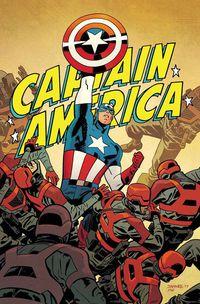 - Captain America #695