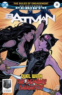 - Batman #35