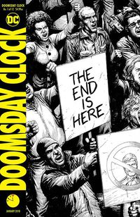 - Doomsday Clock #1