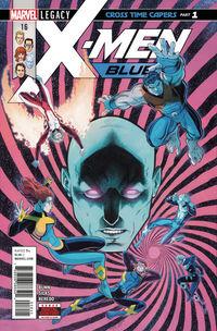 - X-Men: Blue #16