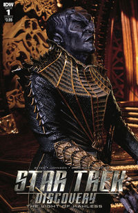 - Star Trek: Discovery #1