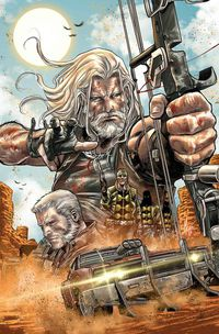 - Old Man Hawkeye #1