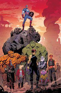 - Captain America #700