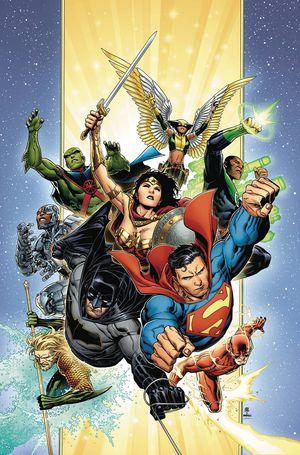 - Justice League #1