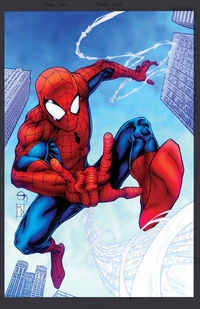 - Amazing Spider-Man #1