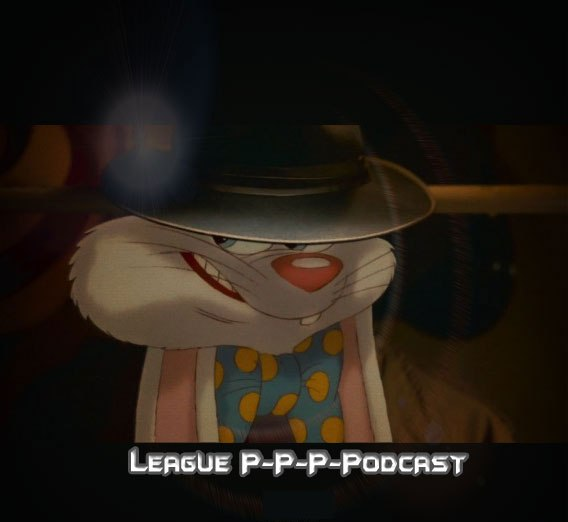 #210 - Interview with Gary Wolf - The Gents are joined by author and creator of Roger Rabbit, Gary K. Wolf, as we discuss Gags in the Margins, the Wolf Clause, and the Northeast Comic-Con/Pop Culture Expo!