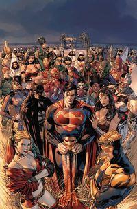 - Heroes in Crisis #1