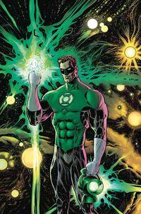 Green Lantern #1 -