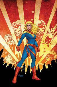 Captain Marvel #1 -