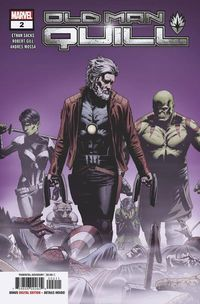 Old Man Quill #2 -
