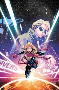 Captain Marvel: - Braver & Mightier #1