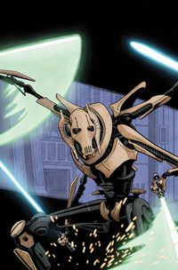 Star Wars Age of Republic: - General Grievous #1