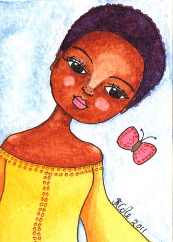 Serenity Joy Watercolour Series