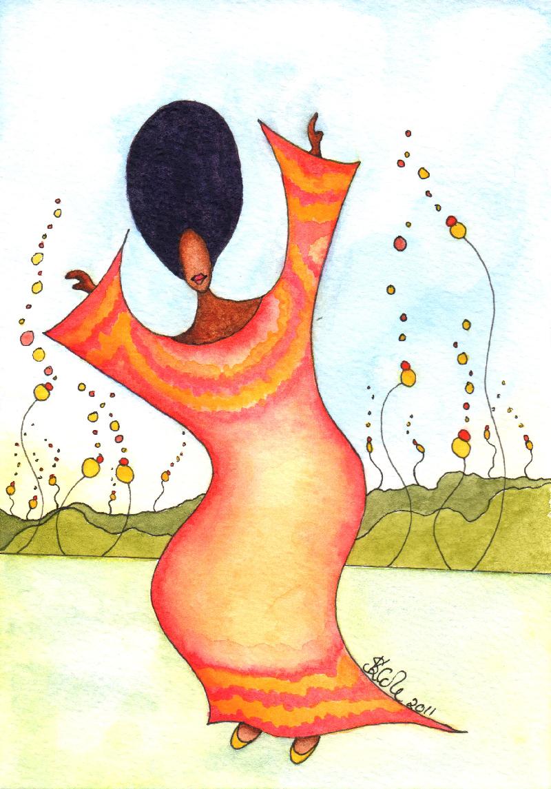 Serenity Joy Painting No. 4
