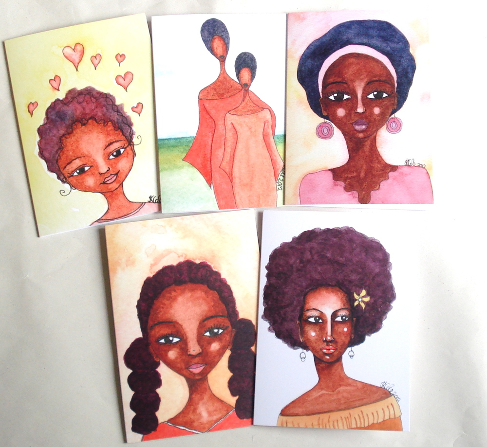 Greeting Cards by Stacey-Ann Cole