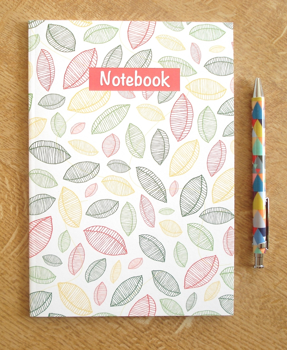 My new notebook is for sale in my Etsy shop here Stacey-Ann Cole Art