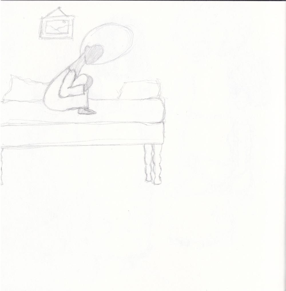 Artist Sketchbook Page 2016