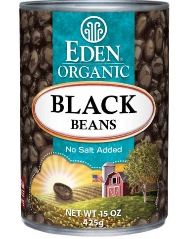 Eden brand beans