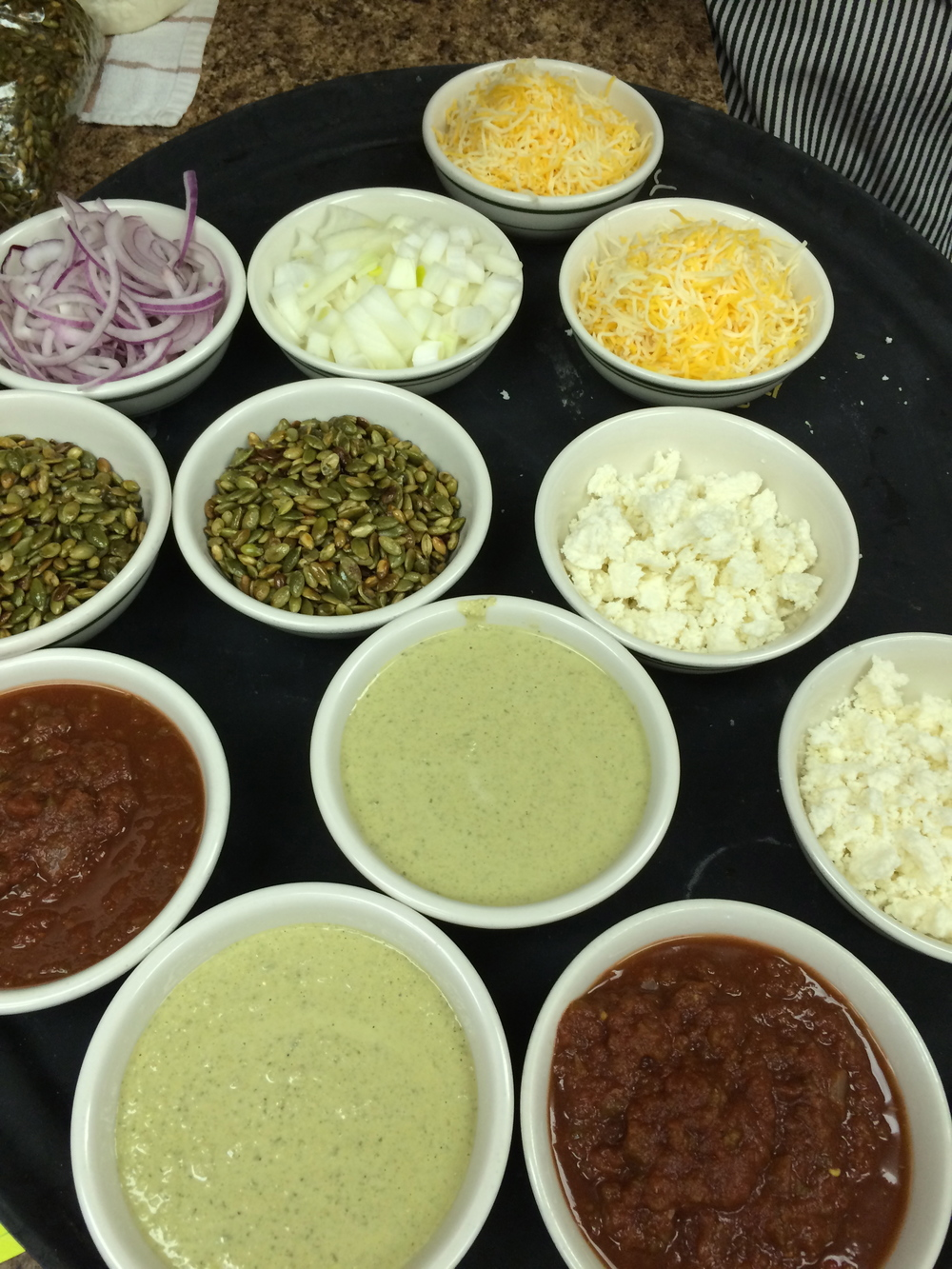 condiments for breakfast tacos