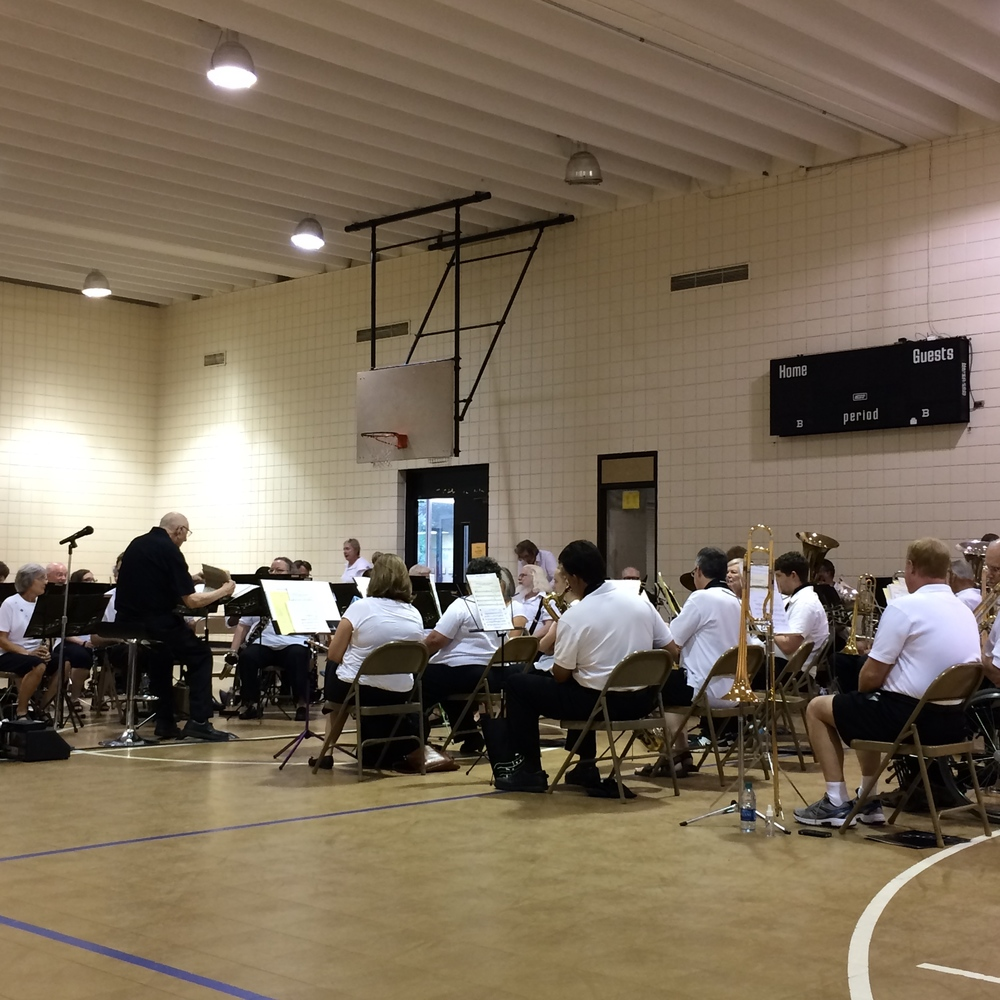 Winston Salem Community Band