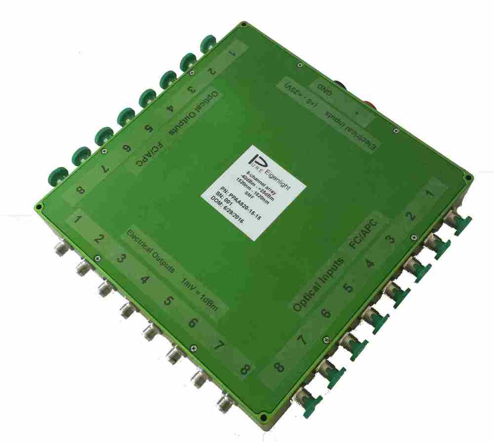 Eigenlight In Line Power Monitors Pure Photonics Fiber Optics Integrated Circuits Images Buy Designed To Be Used With The S500 Monitor