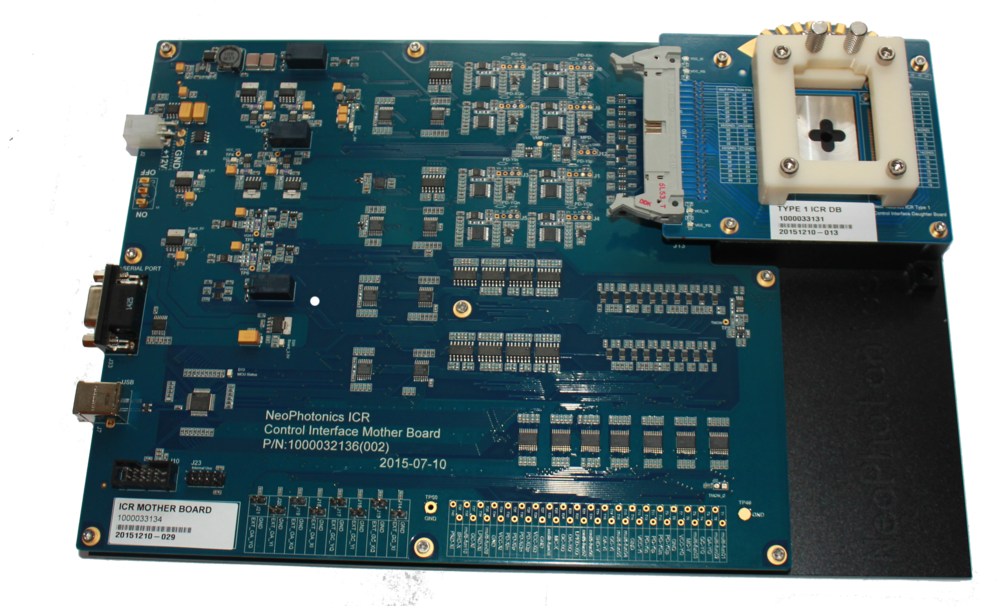 ICR Evaluation Board