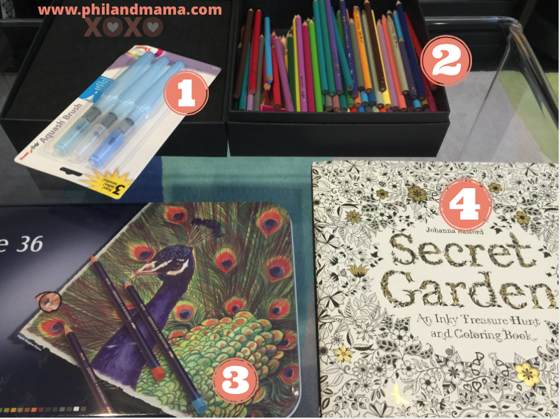 This Mommy Colors How I Relax With Coloring Pencils And My Adult Books A Therapeutic Pastime For Busy Moms