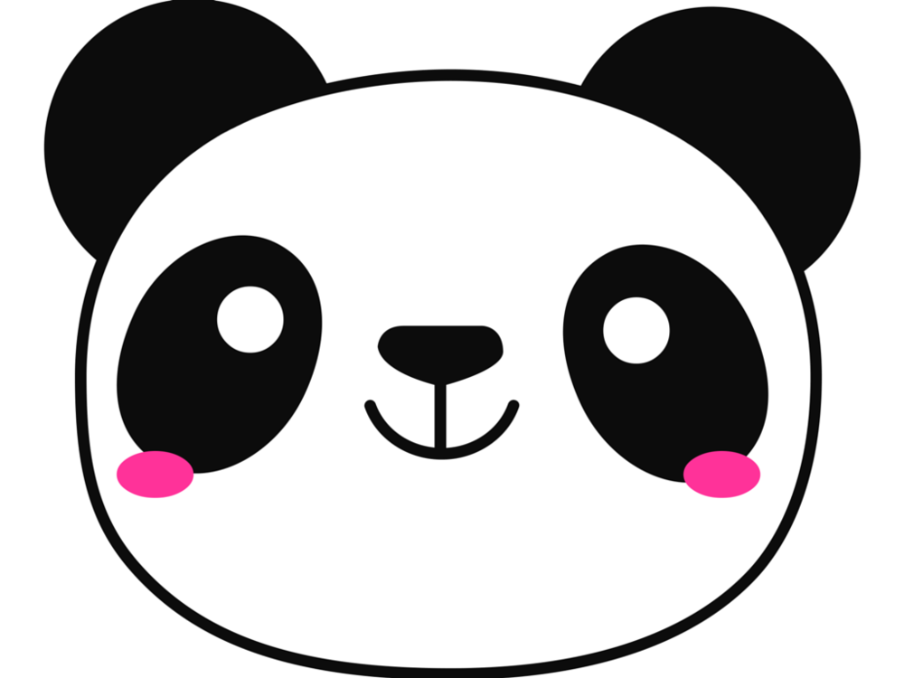 Panda bear mask | printable templates & coloring pages.