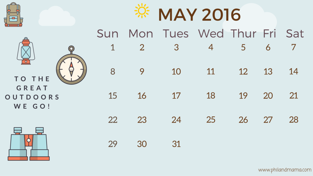 lots of free printable calendars for 2016 with