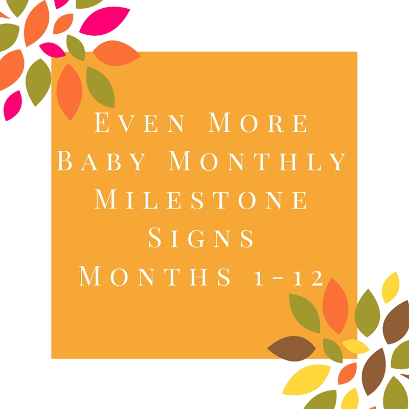 photo regarding Printable Baby Month Signs titled Printables Phil and Mama