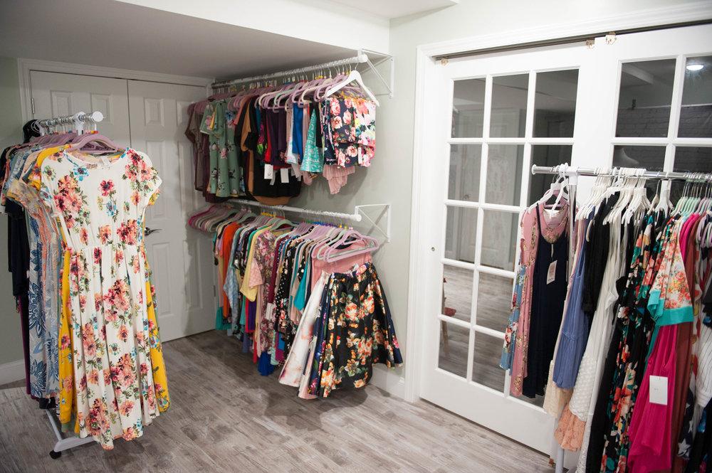 Vivian's home boutique
