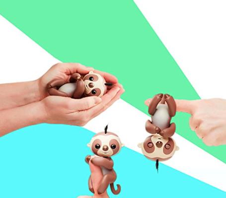 WowWee Fingerlings Sloth