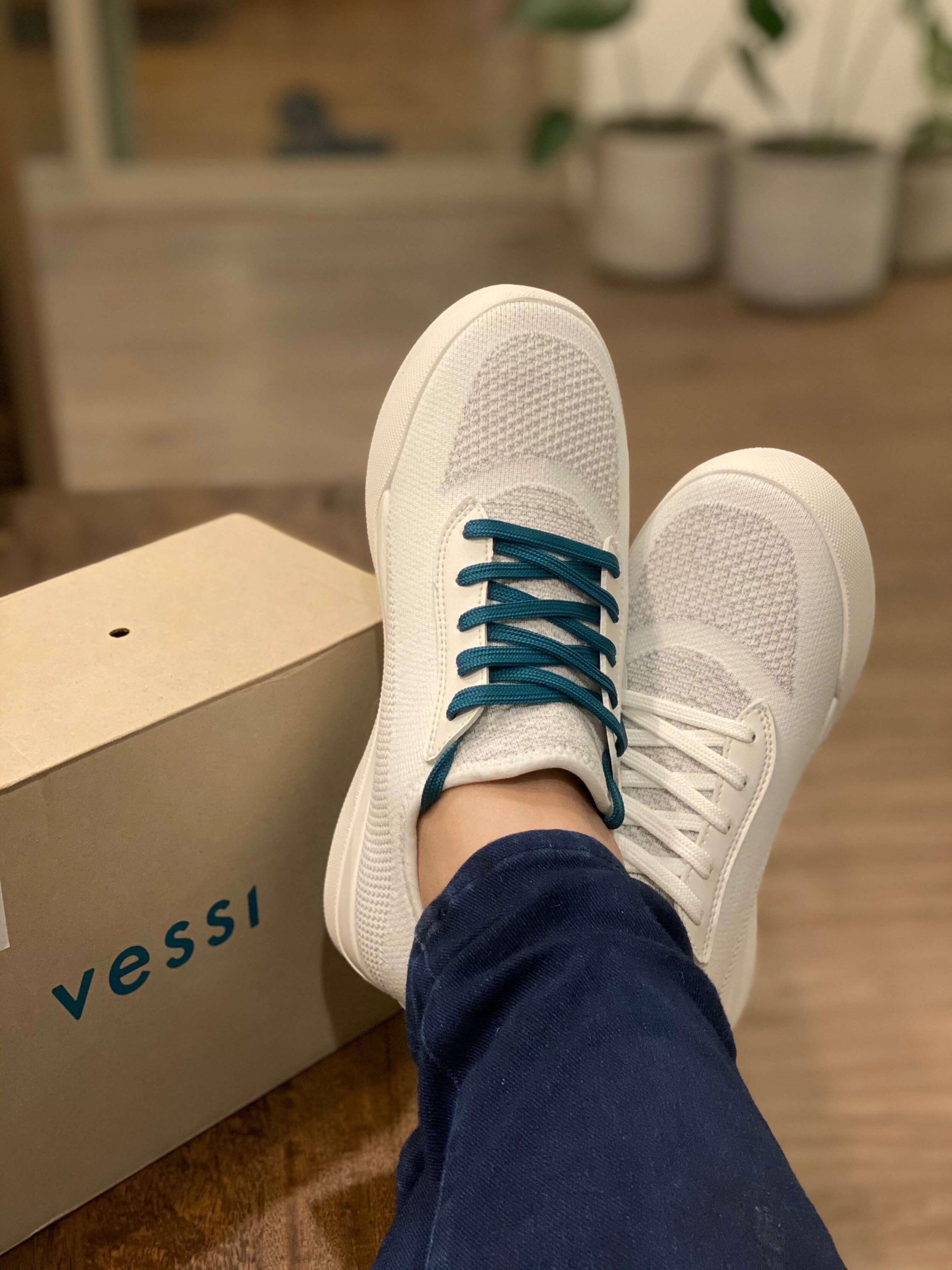 vessi sneakers review
