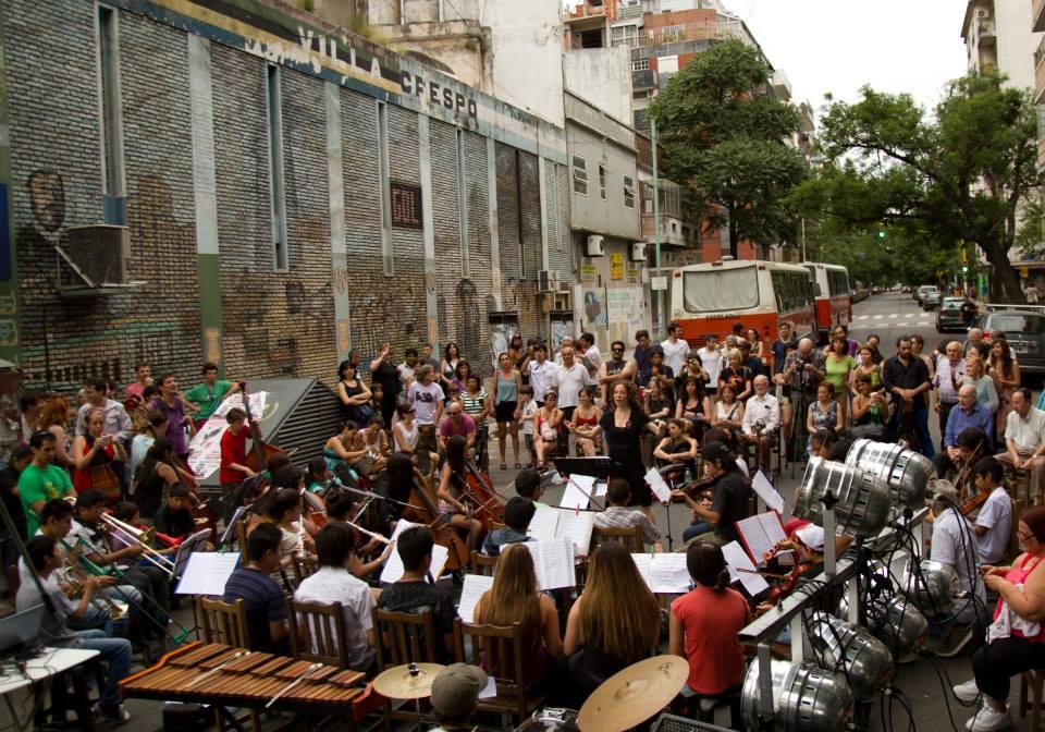 Villa Crespo Tango Festival