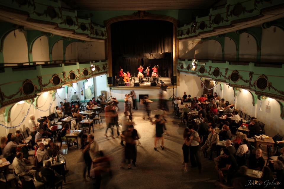 Teatro Verdi - La Boca
