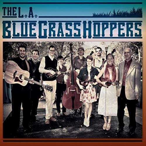 The L.A. BluegrassHoppers CD project (2011)