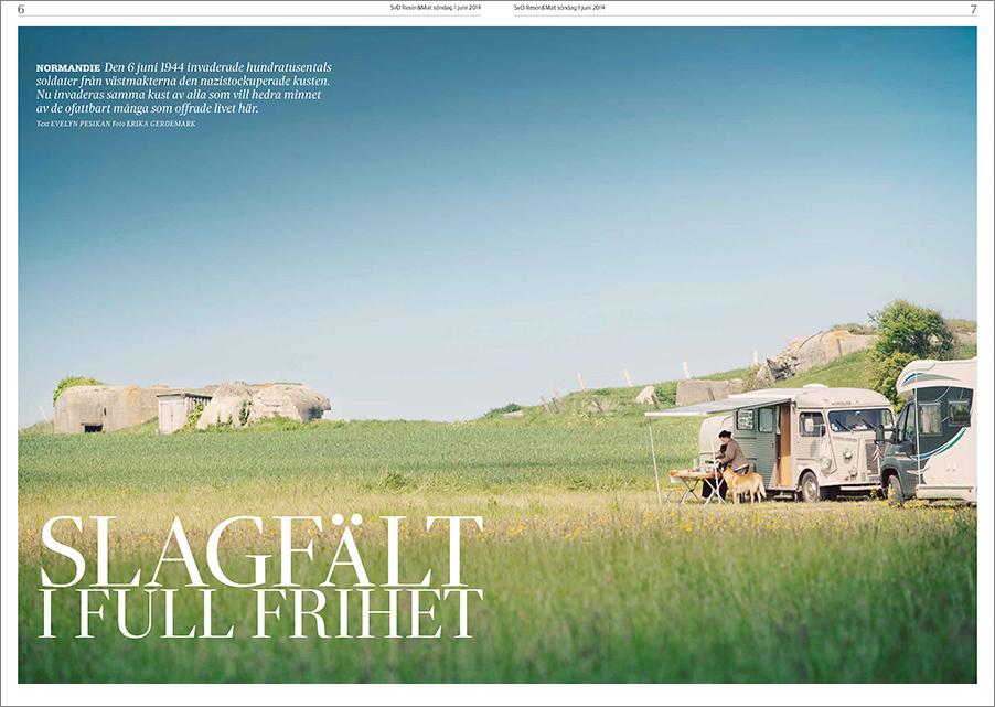 Normandie - Svenska Dagbladet