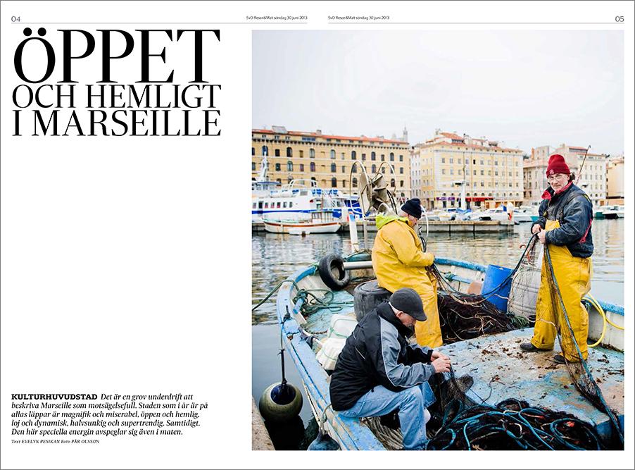 Marseille - Svenska Dagbladet