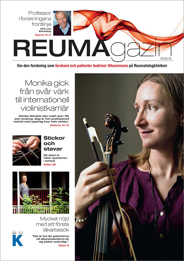 REUMAmagazin Palliativ Vård